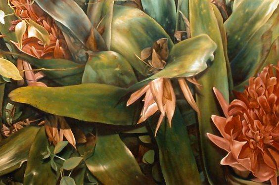 'Landscape 3' is a painting by Australian artist Katherine Edney.