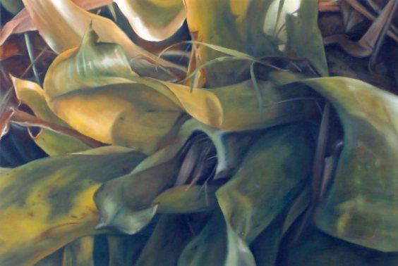 'Landscape 4' is a painting by Australian artist Katherine Edney.