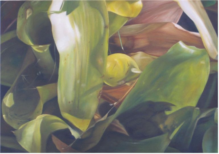 'Landscape 5' is a painting by Australian artist Katherine Edney